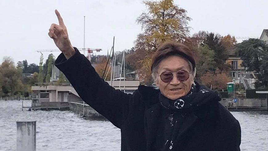 資深體育主播傅達仁遠赴瑞士,他在臉書提到自己經可以隨時安樂死。(圖/翻攝自傅達仁臉書) 取得「尊嚴」綠燈護照 傅達仁:隨時如願安樂死