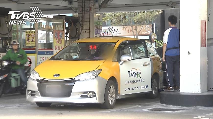 圖/TVBS 台塑下週調漲汽柴油價 每公升0.1元