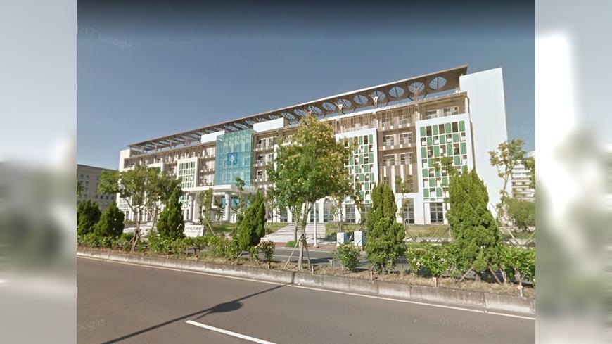 新竹地方法院。圖/翻攝自Google Map網站 博士夫疑妻外遇 開車撞妻還潑汽油欲縱火