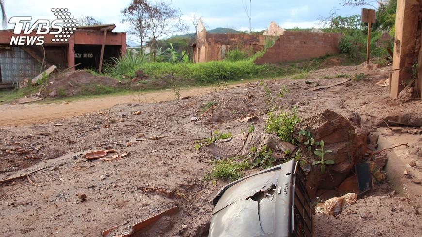 圖/達志影像美聯社 巴西史上最嚴重環災 2年後復原甚慢