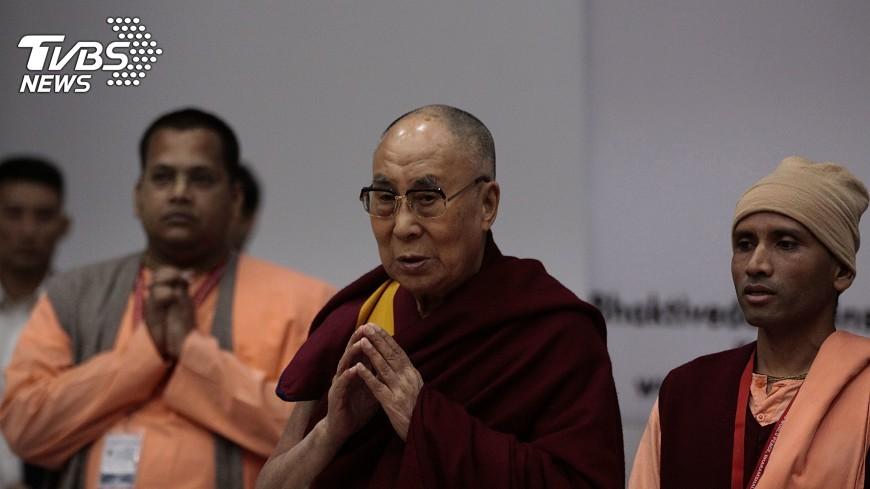 圖/達志影像美聯社 達賴喇嘛任命特使   或向北京釋放訊號
