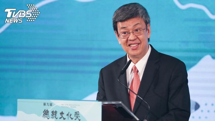 圖/中央社 副總統肯定跨宗教對話促進和平傳達善意
