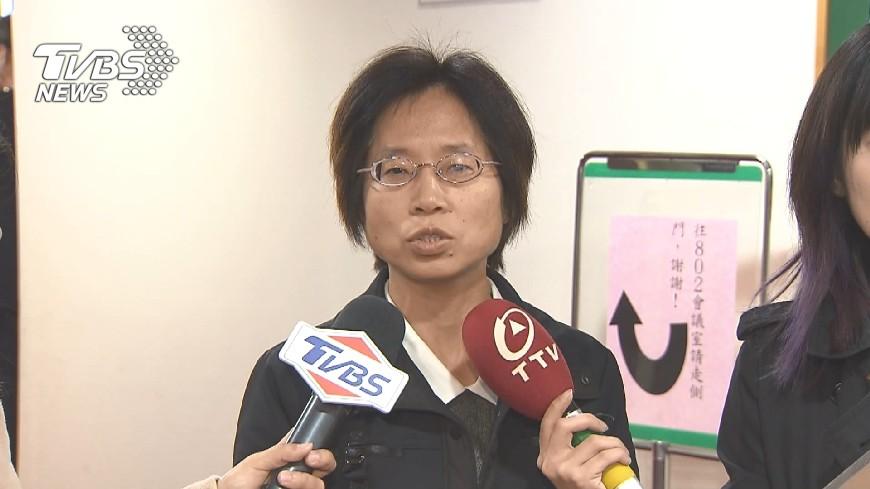 勞動部次長廖蕙芳。圖/TVBS