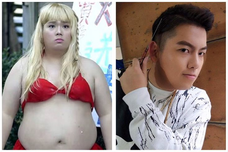 圖/翻攝自胖虎(陳睿纁)臉書 胖虎136→92公斤減重全靠這招 瘦身被讚激似王大陸