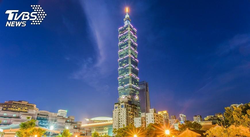 示意圖/TVBS 全球必去52地點 台北市排名12
