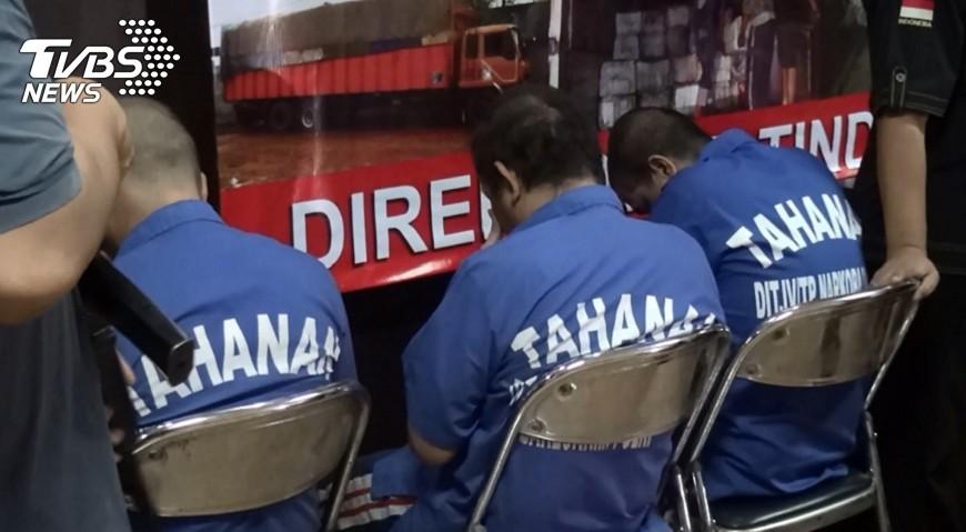 圖/中央社 印尼掃毒11台嫌判死  外交部籲國人勿觸法