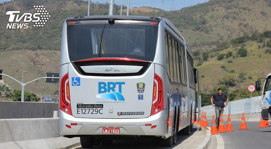 圖/達志影像美聯社 BRT  另一個里約奧運遺產即將告終
