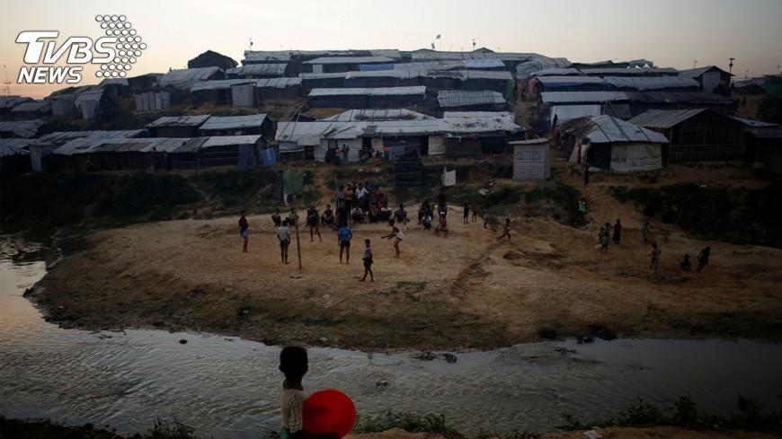 圖/達志影像路透社 國際特赦調查 緬甸對洛興雅人強加種族隔離