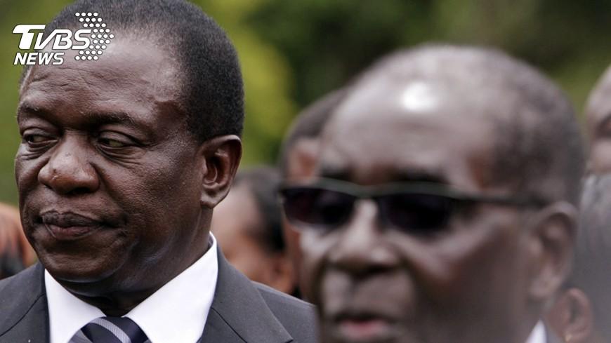 圖/達志影像美聯社 姆南加瓦東山再起 將接任辛巴威總統