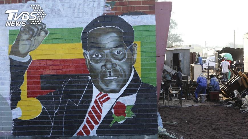 圖/達志影像美聯社 辛巴威總統穆加比下台 無人表遺憾
