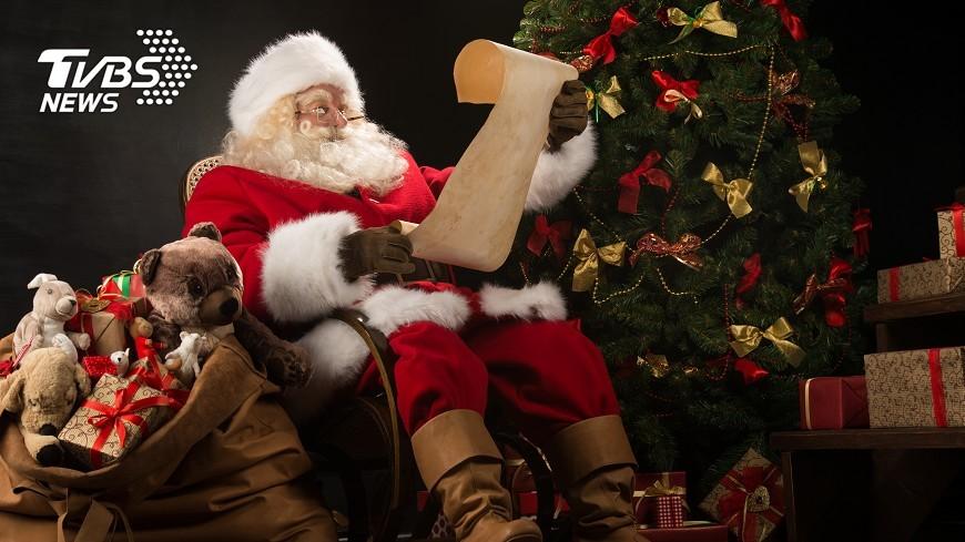 示意圖/TVBS 耶誕節來了! 耶誕老人要這麼稱呼才「夠英國」