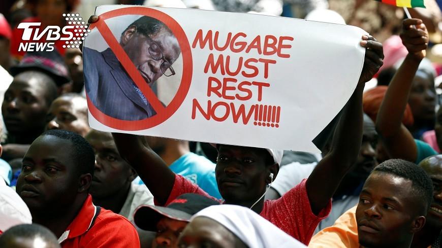 圖/達志影像路透社 穆加比下台後 全球高齡領導人大盤點