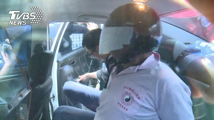 圖/TVBS 中和大火被告羈押 檢方迅速縝密偵查