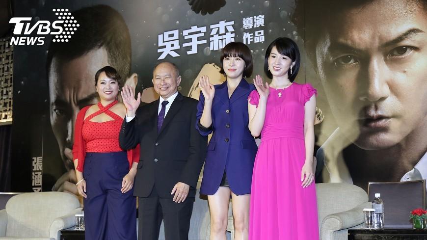 圖/中央社 吳宇森重回動作片  曾推辭拍美國隊長