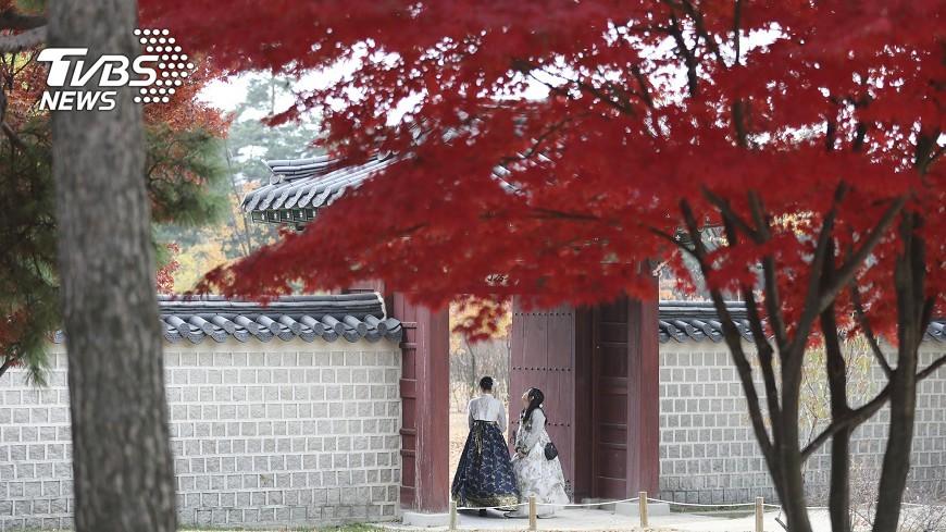 圖/達志影像美聯社 107年春節旅遊團費 日本小漲、韓國降價
