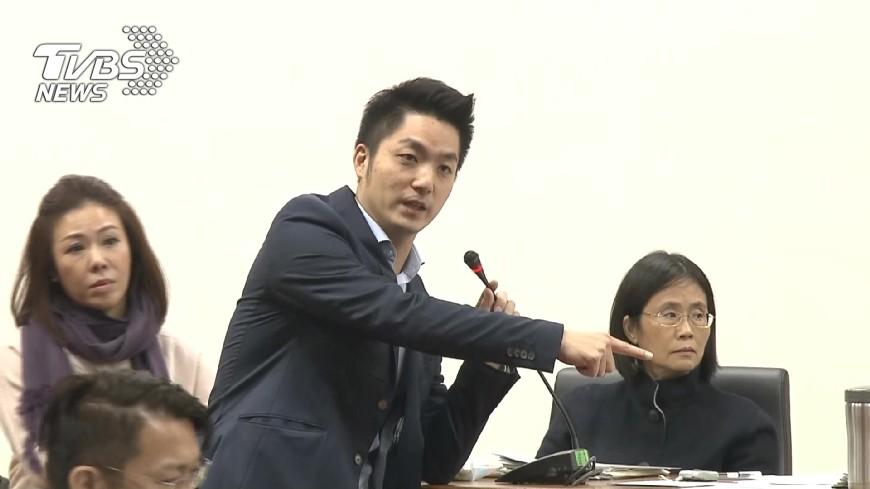 圖/TVBS T怪客踢新聞/蔣萬安只有這次機會