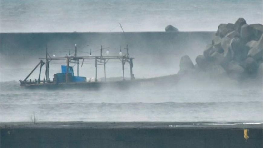 8名漂流漁民沖上日本海岸 自稱來自北韓