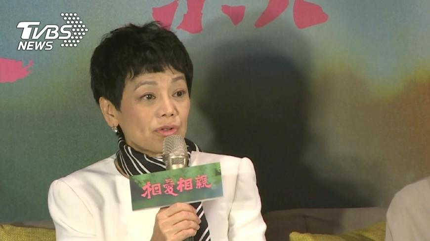 圖/TVBS 女主角vs導演?金馬2選1 張艾嘉霸氣回應
