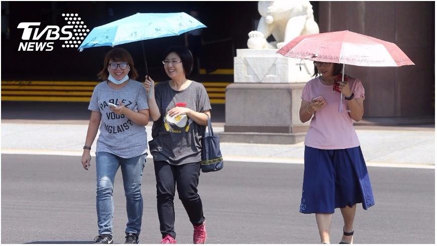 圖/TVBS 暖冬機率大  雨量偏少仍有寒流可能