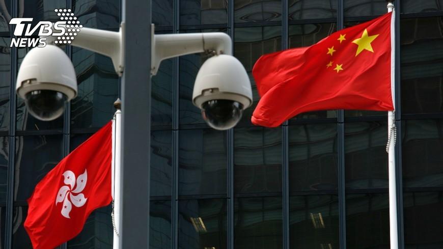 圖/達志影像路透社 陸官媒:北京對港容忍政策不盡理想