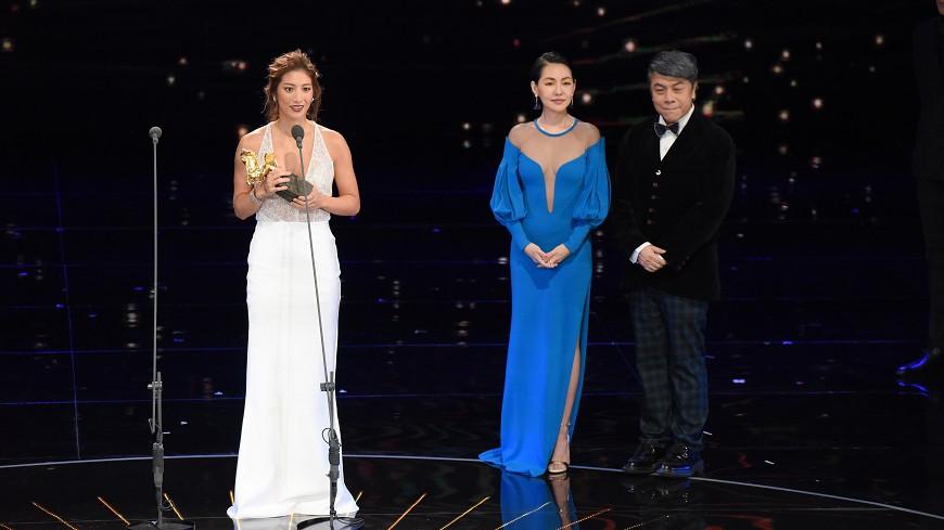 (圖/金馬執委會提供) 快訊/瑞瑪席丹奪新演員! 渾然天成演技獲肯定