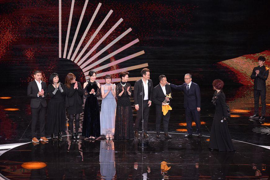 圖/台視提供 囊括影后、女配 《血觀音》獲最佳影片殊榮
