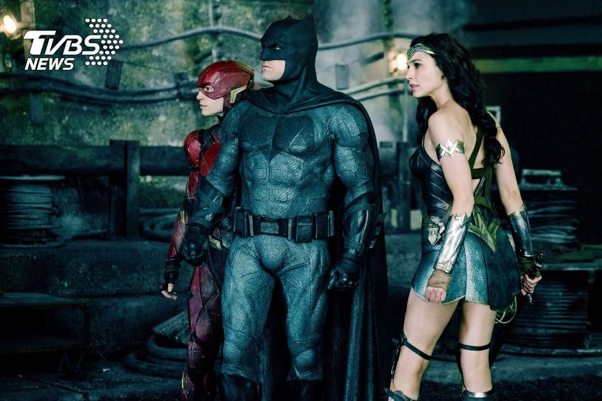 圖/達志影像TPG DC首周票房最慘電影!網友點名《正義聯盟》五大敗筆!