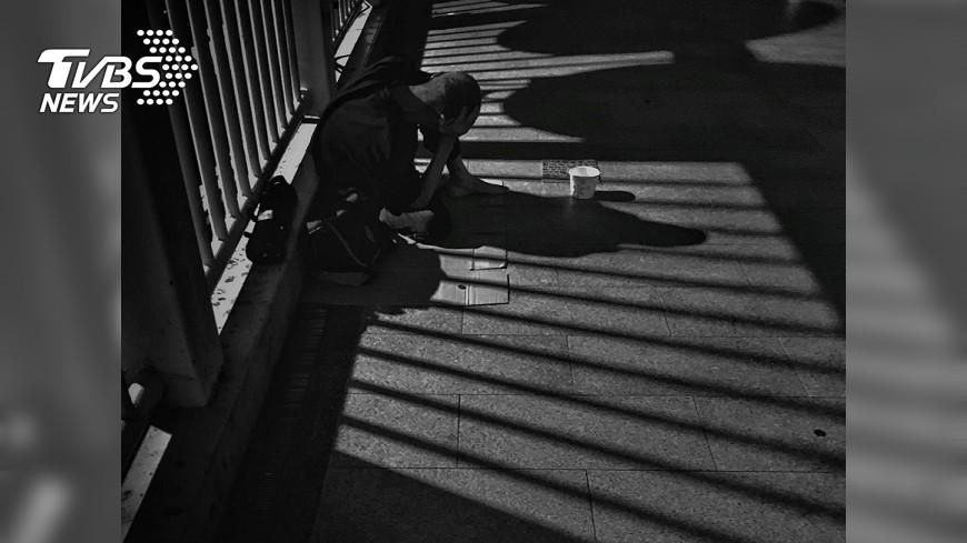 圖/中央社 看見不平等攝影 目標消弭社會不平等
