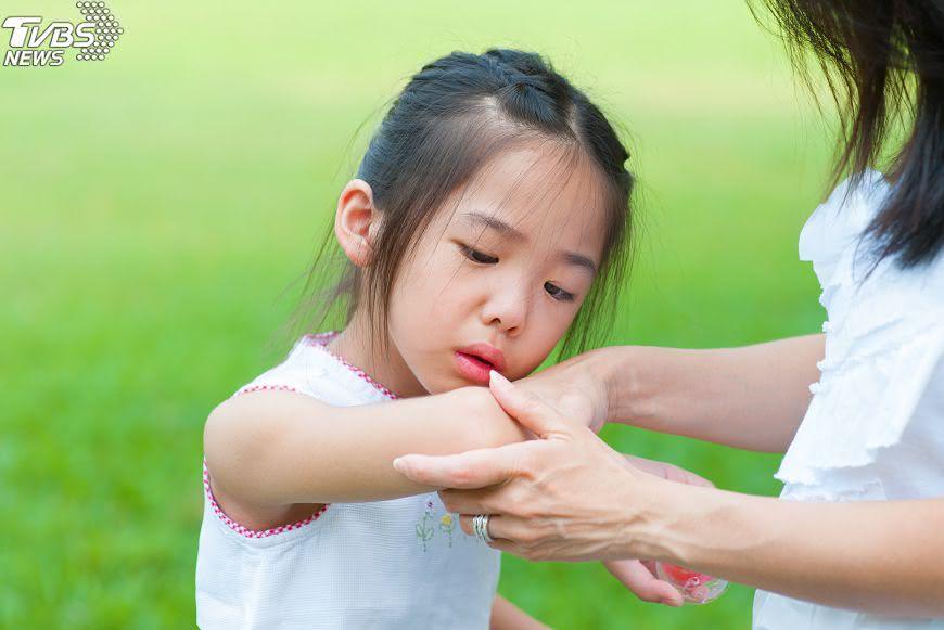圖/TVBS 孩子受傷破皮 這些狀況別用人工皮!