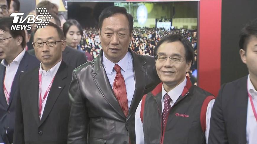 圖/TVBS 史上最高!鴻海分紅 平均領「現金」143萬