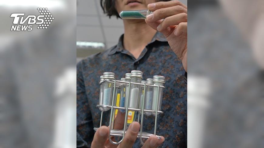 圖/中央社 環署抽查含塑膠微粒產品 磨砂膏占多數