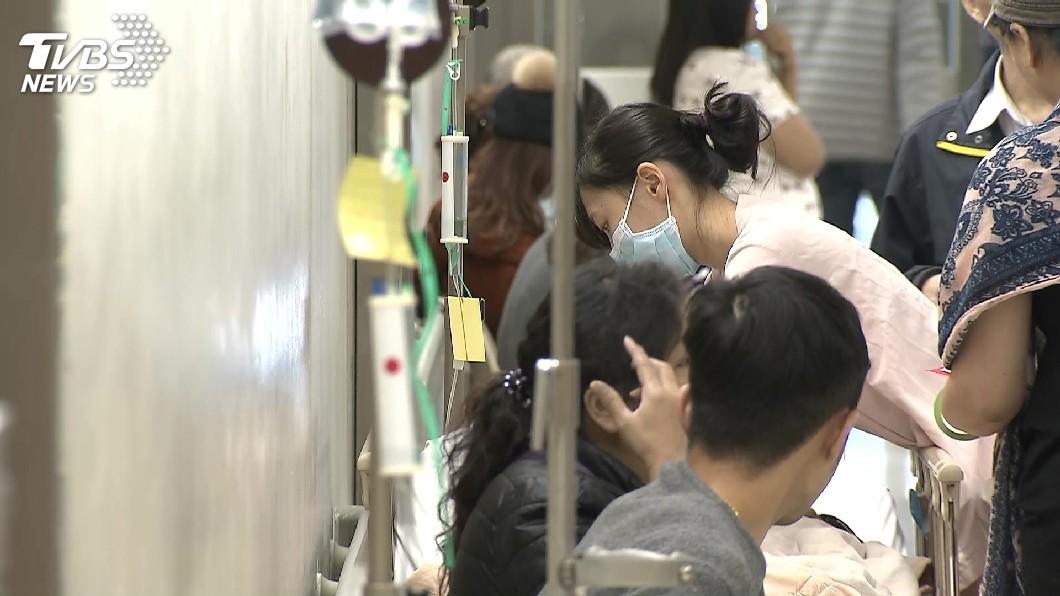 圖/TVBS 高市新增一例確診麻疹 接觸者逾百人