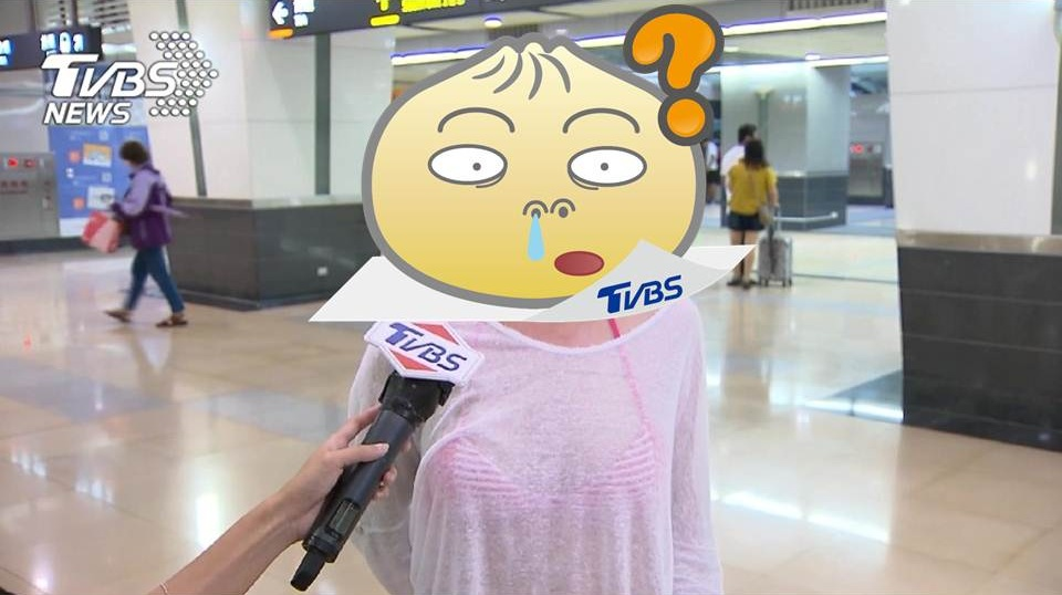 圖/TVBS資料畫面 整個媒體版面她攻佔!十大網路最夯脫序娘子軍