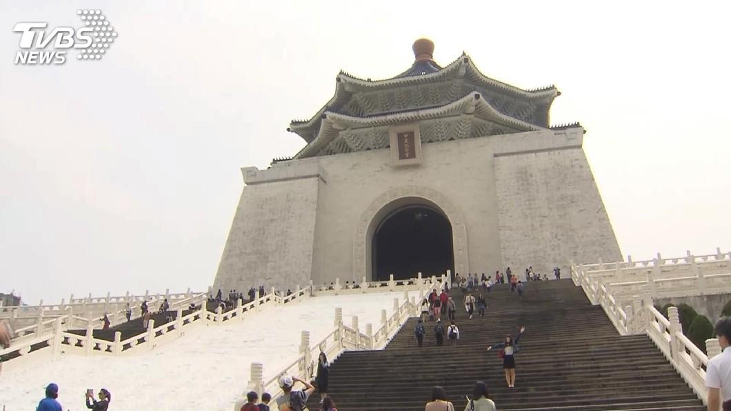 圖/TVBS資料畫面 林萬億:中正紀念堂轉型不涉拆除 年後啟動討論