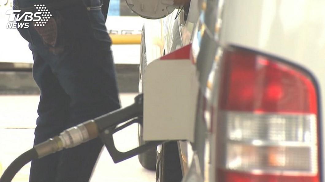 圖/TVBS 快去加油!油價下週估漲5角 98無鉛突破31元大關