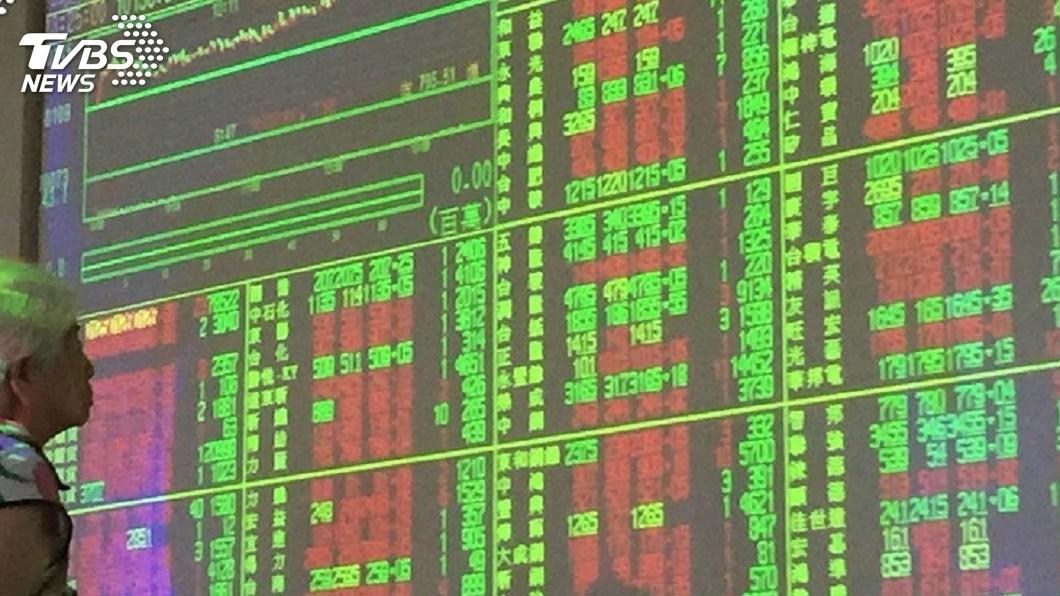 圖/中央社 台股突破11000點 調查:民眾對股市信心創新高
