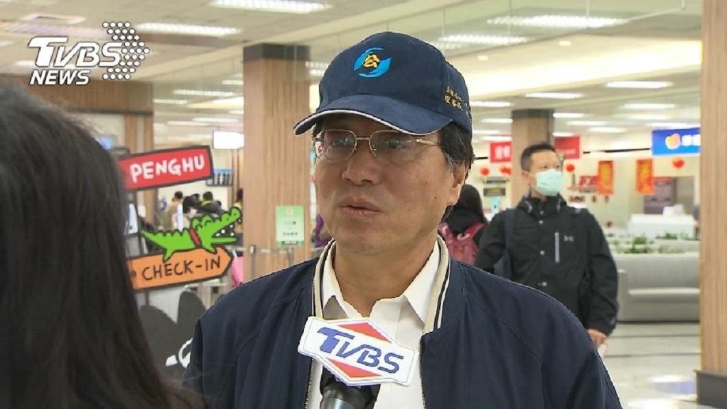 李來希。圖/TVBS