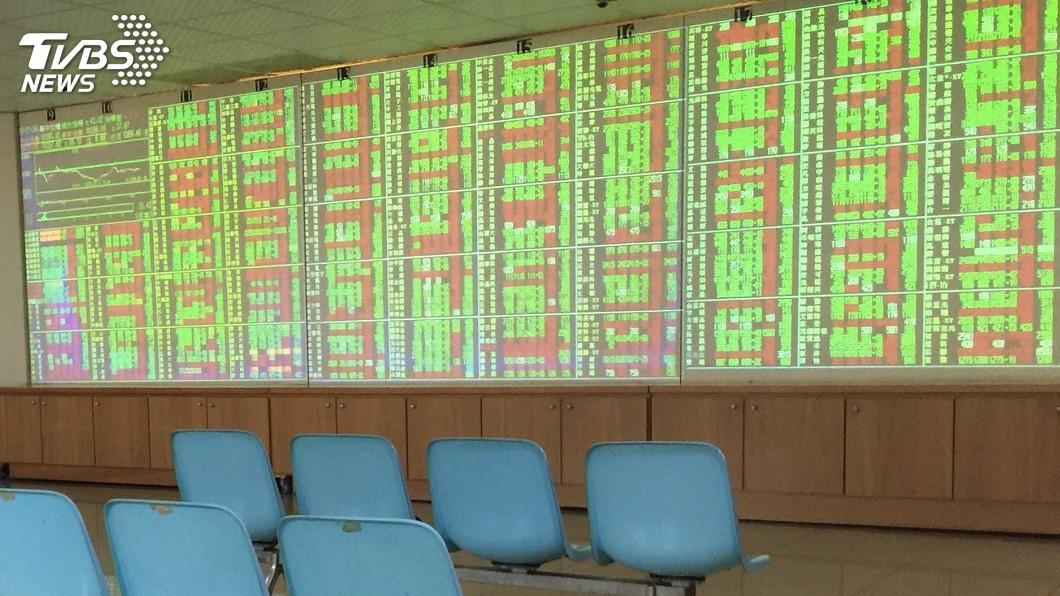(圖/中央社) 美股漲跌互見 法人估台股短線仍有整理可能
