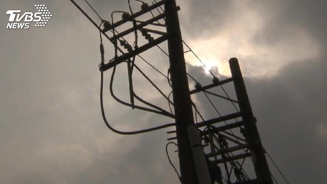 圖/TVBS 若北部不再建電廠 賴清德:未來會缺電