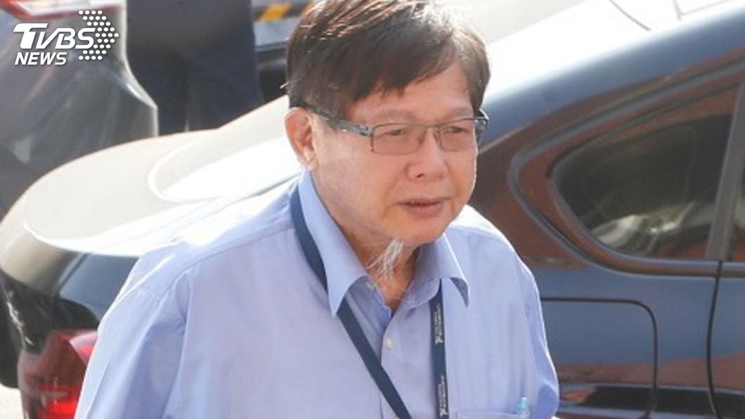 圖/中央社資料畫面 遭控損害債權 陳慶男夫婦二審改判有罪