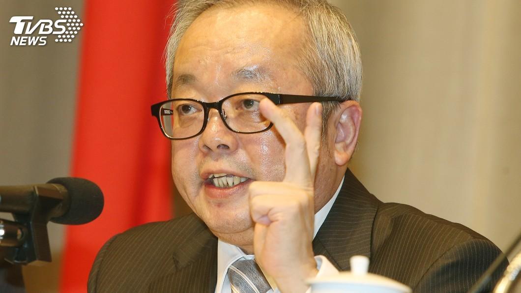 行政院副院長施俊吉。圖/中央社 T怪客踢新聞/只有這兩位最效忠蔡總統