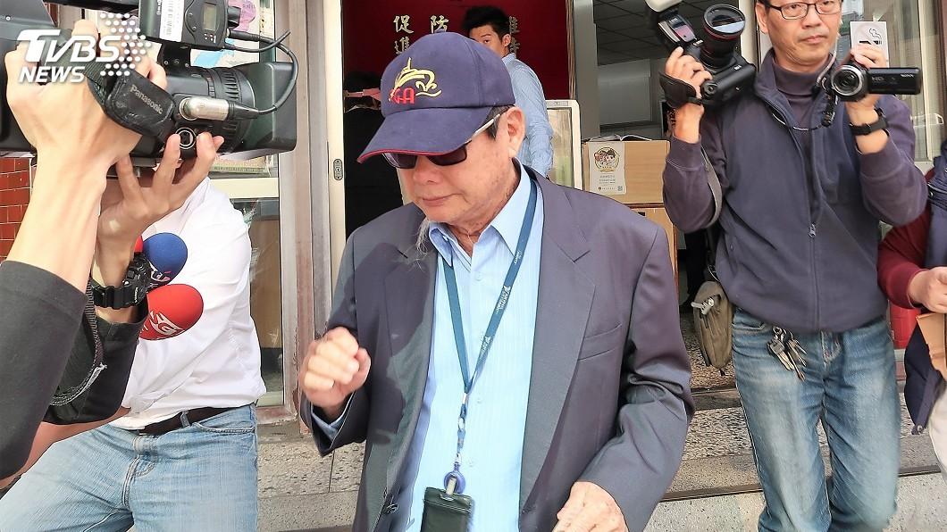 圖/中央社資料畫面 上午才剛獲釋 陳慶男隨即被雄檢帶回調查海科館弊案