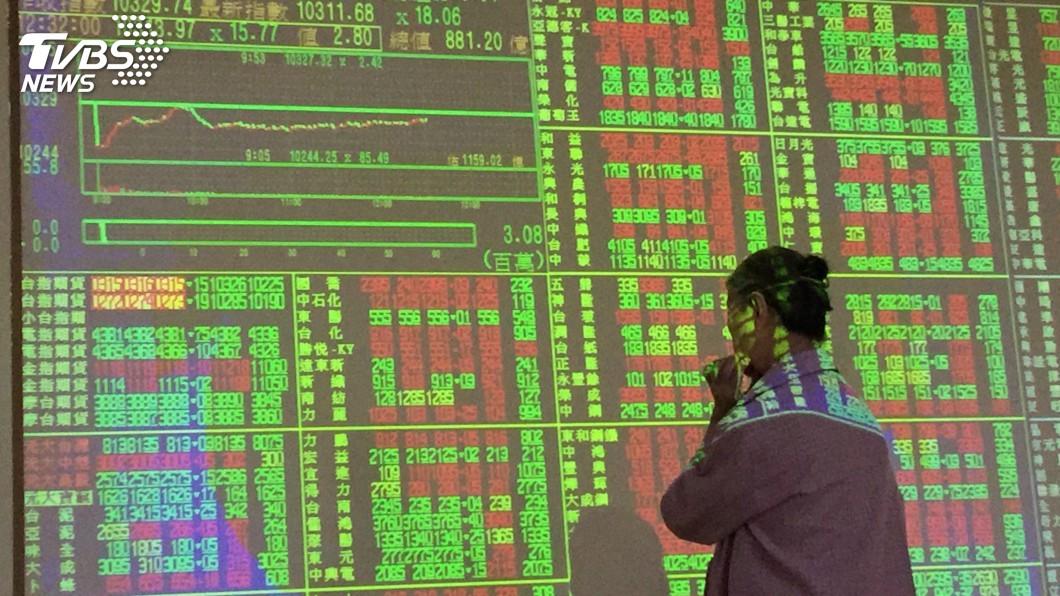 圖/中央社 美延後對中國電子產品加稅 蘋概股全面反彈