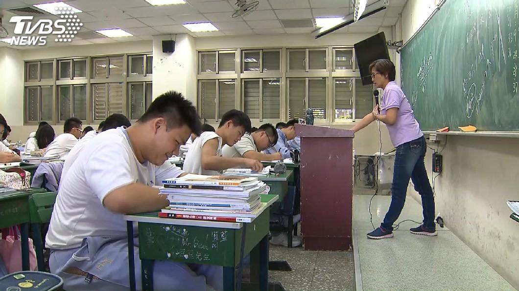 示意圖/TVBS 快訊/台學生數學力退步? AMC測驗滿分人數跌