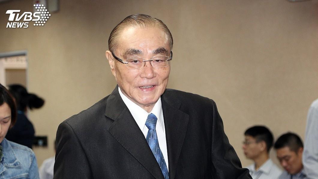 圖/中央社 行政院宣布 馮世寬接任退輔會主委