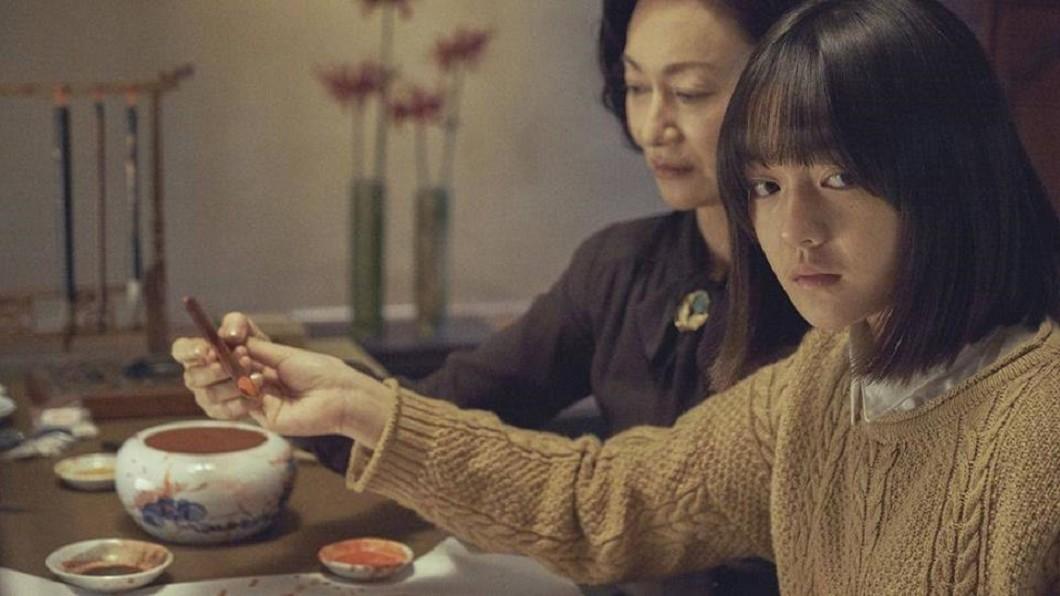 文淇在電影《血觀音》中演技超齡沉穩,未來表現備受期待!圖/《血觀音》臉書