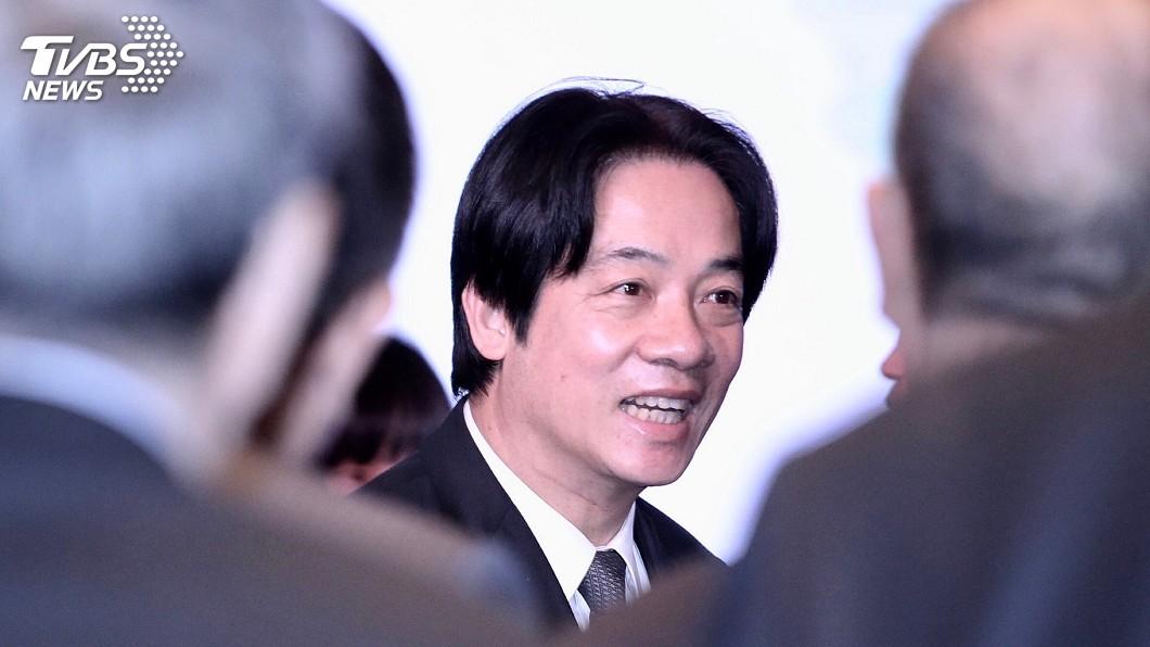 圖/中央社 新創產業走向國際 賴清德:3面向協助發展