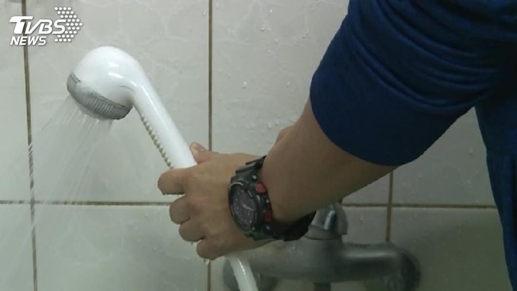 (圖/TVBS) 桃竹苗中啟動夜間減壓供水 盤查備用抗旱水井