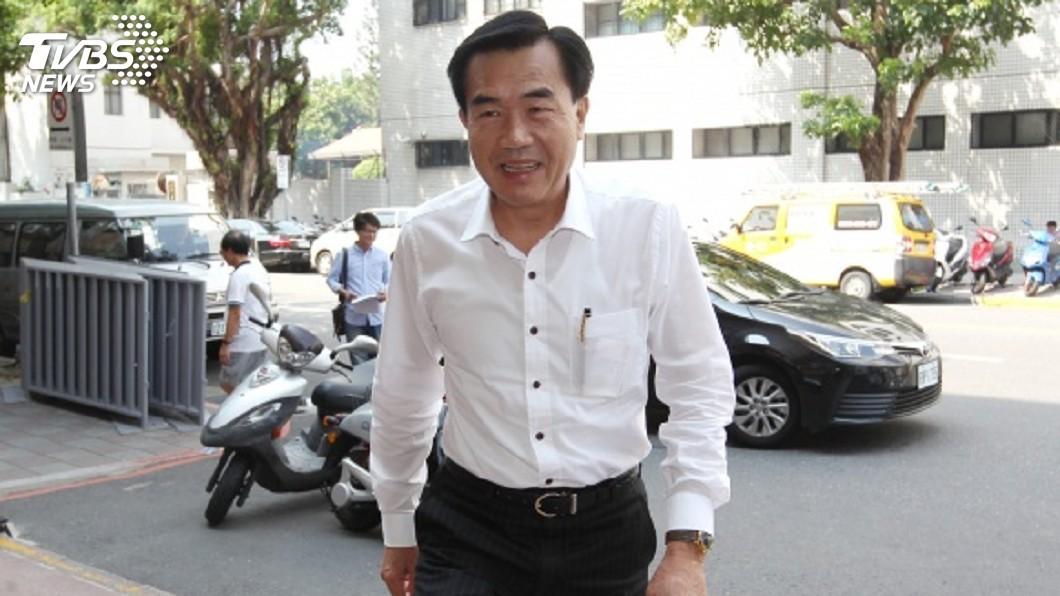 圖/中央社資料畫面 李全教涉台南議長賄選 更二審4年改判9個月