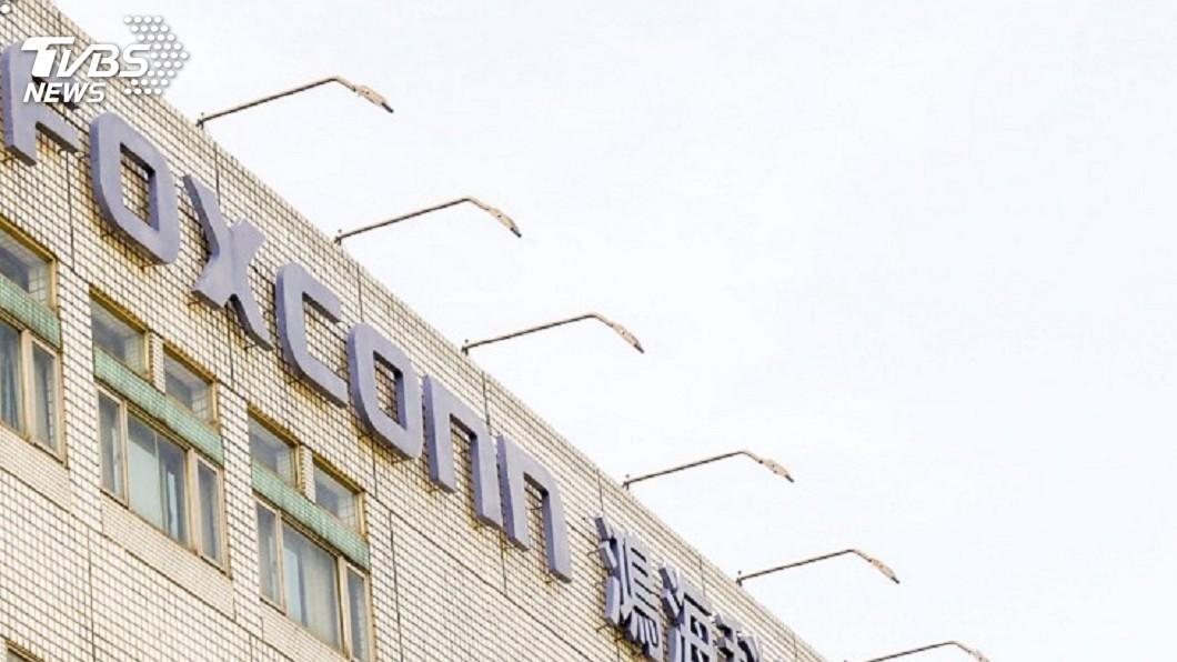 圖/中央社 鴻海工業富聯FII 傳6月上旬A股掛牌